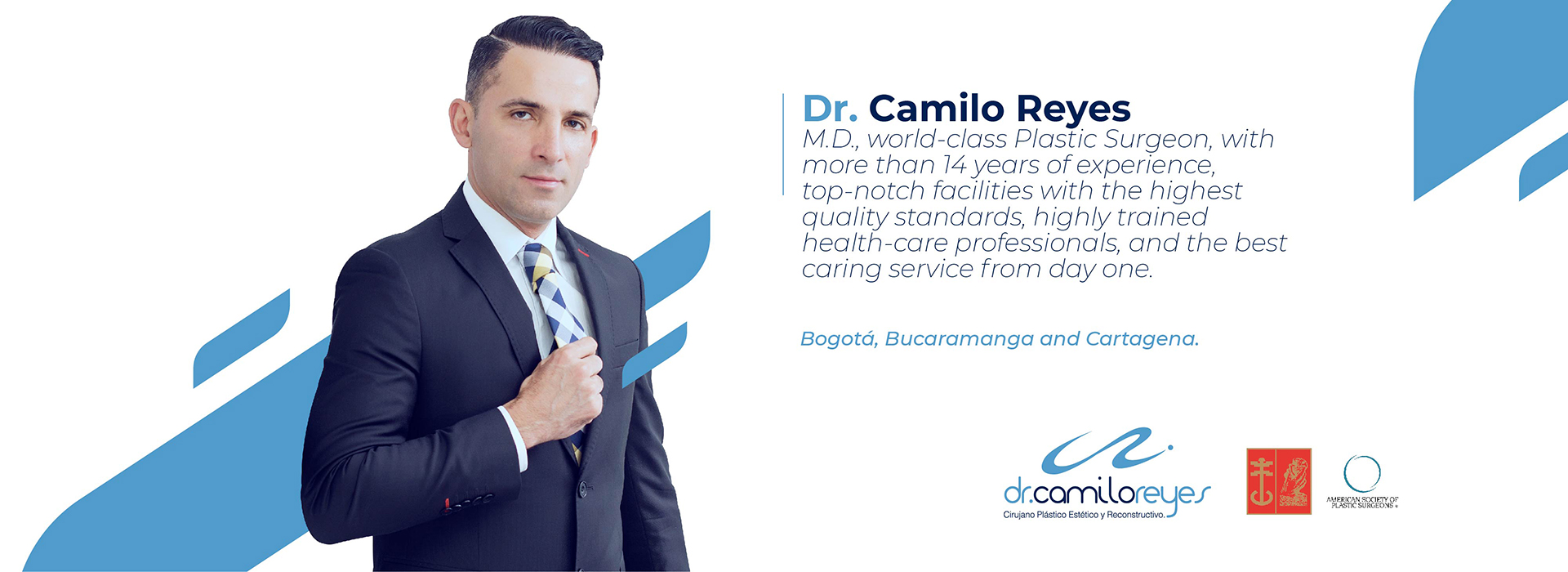 Banners Dr Camilo.